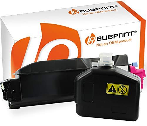 Bubprint Toner kompatibel für Kyocera TK-5150 TK-5150M TK5150M 1T02NSBNL0 für Ecosys M6035cidn M6535cidn P6035cdn 10000 Seiten Magenta