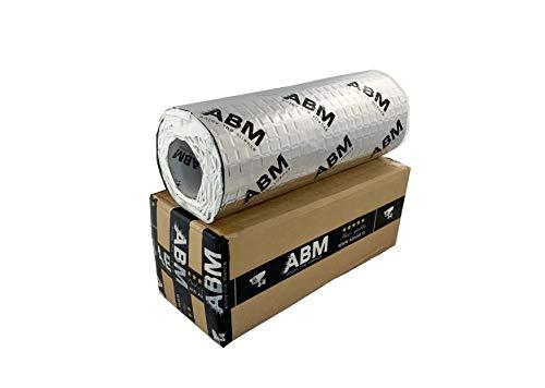 ABM 2 qm ALUBUTYL Globaler Produzent Dämmmatte selbstklebend Anti Dröhn Matte 40 cm x 5 Meter