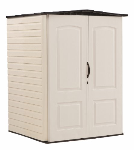 Rubbermaid FG5L2000SDONX Medium Storage Shed