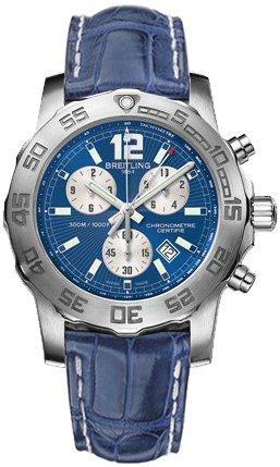 Breitling Aeromarine Colt cronografo II mens orologio A7338710/C848