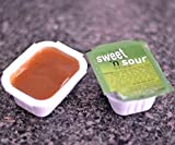 25 McDonald's Sweet and Sour Sauce Packets