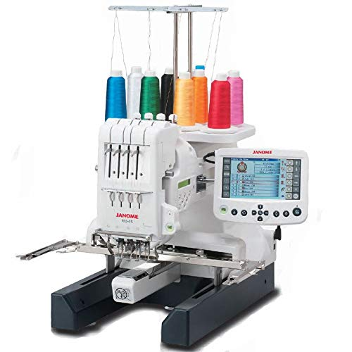 Janome MB-4S Bonus Embroidery Sewing...
