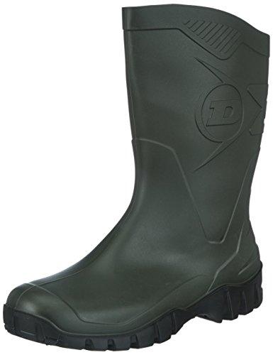 Dunlop Protective Footwear Dee Unisex-Erwachsene Gummistiefel, Grün 41 EU