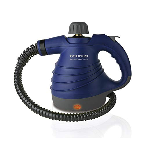 Taurus Rapidissimo Clean Vaporeta, 1050 W, 0.37 litros, 18/10 Steel
