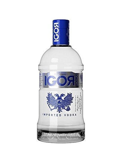 VODKA PREMIUM PRINCE IGOR 40% l vol. 70cl