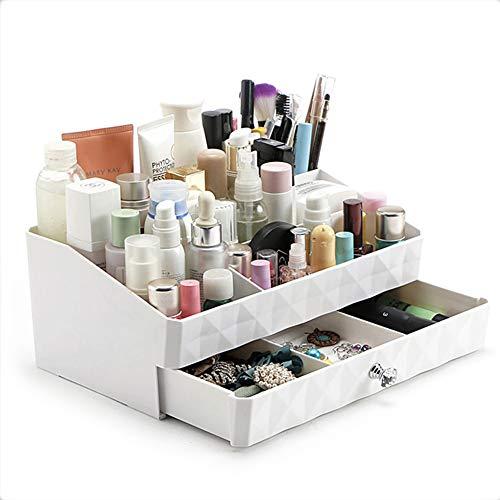 Organizador de maquillaje, Organizador para maquillaje Almacenamiento de cajones de maquillaje de...