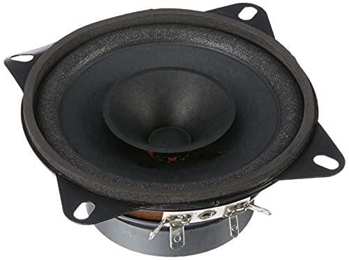 Visaton FR 10HM 20W schwarz–Lautsprecher (95–22000Hz, schwarz, kabelgebunden, 25–70°C)