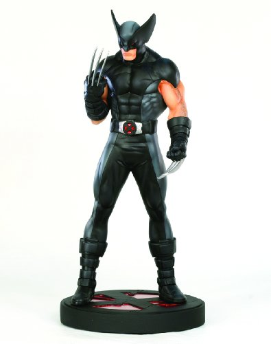 WOLVERINE PAINT STATUE X-FORCE (31cm)