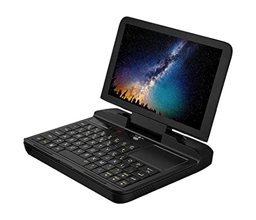 GPD Micro PC Ultra Mobile PC con Windows 10 Pantalla HD 6' Dual Core Intel N4120 RAM 8GB LPDDR4 WiFi Dual Band Gigabit Ethernet Bluetooth HDMI RS232