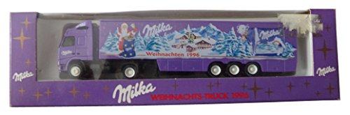 Milka - Weihnachten 1996 - Volvo FH16 Globetrotter - Sattelzug - von Albedo