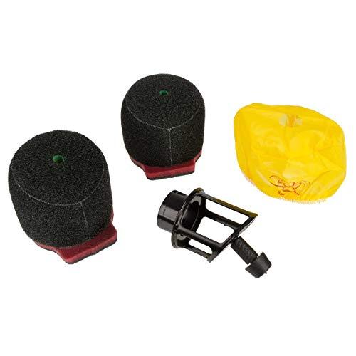DT-1 Filters Luftfilter-Kit Standard Schwarz