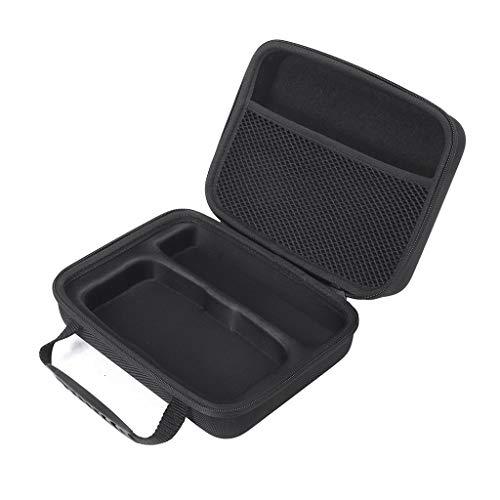 Mikiya Transporttasche für Reisetasche aus EVA-Kunststoff für Wahl Professional 5 Sterne mit magischer Pinzette # 8148/# 8504 mit Haarschneider – Umhang