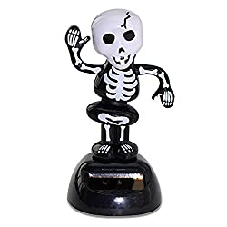 Dancing Black Eye Skeleton