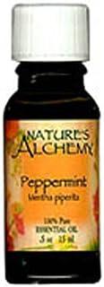 Nature's Alchemy Essential Oils, Peppermint 0.5 oz