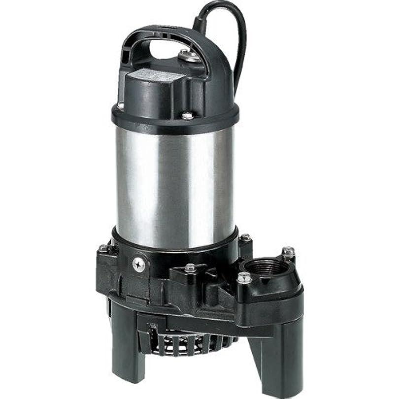 鎮静剤相対サイズ傾くツルミ 樹脂製汚水用水中ポンプ 60HZ 40PSF2.4