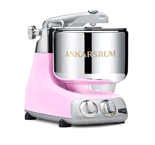 Ankarsrum 6230 PK Assistent Orginal Basis Küchenmaschine  Rosa