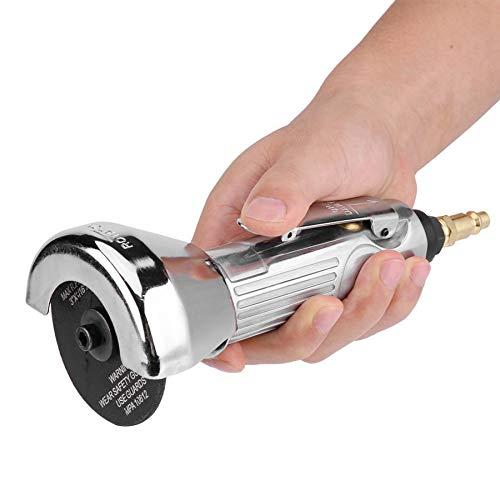 APROTII 25000rpm máquina de corte neumática de metal 3 'Heavy Duty alta tarifa neumática cortó amoladoras Air Push Metal Cutting Tool