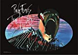 Heart Rock Original Pink Floyd Hammers, Stoff, mehrfarbig, 110 x 75 x 0,1 cm