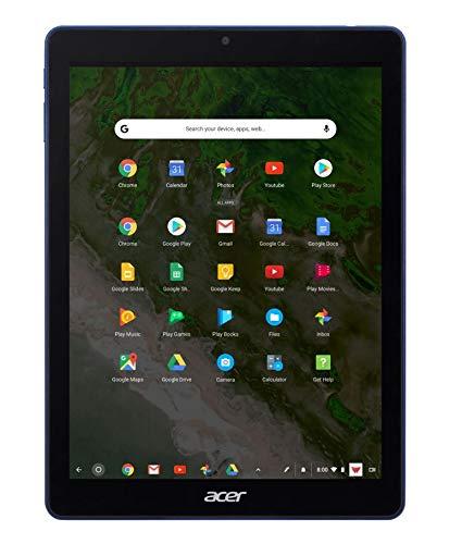 Acer Chromebook Tab 10 ARM Cortex A53 4GB Ram 32GB Flash Chrome OS (Renewed)