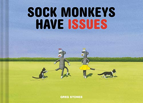Price comparison product image Sock Monkeys Have Issues