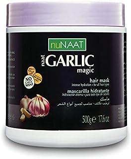 Nunaat Naat Garlic Magic Hair Mask, 17 Ounce