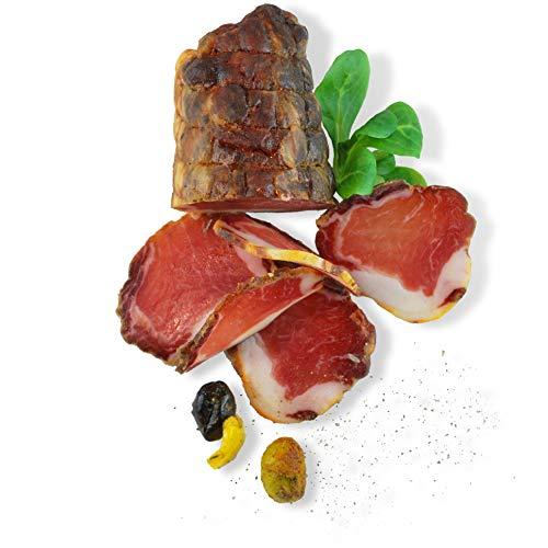 Lomo mit handwerklich gereiftem schwarzen Schweinefleisch der Sologne ca. 400g, von J. Davau, QualitätshausPreisgekröntenSpezialitäten, Französische Sologne Gastronomie, Gönnen Sie sich Exzellenz