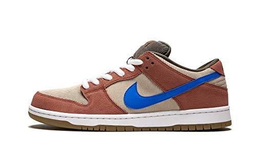 Nike SB Dunk Low Pro, Zapatillas de Deporte Unisex Adulto, Multicolor (Dusty Peach Hoto Blue/Desert Ore 201), 40 EU