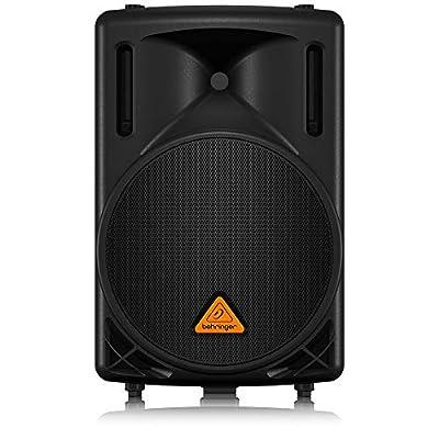 Behringer EuroLive B212XL 800-Watt 2-Way, Passive PA Speaker - Black from Music Group