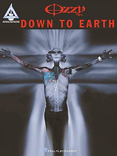 Ozzy Osbourne: down to Earth (Guitar Recorded Versions)
