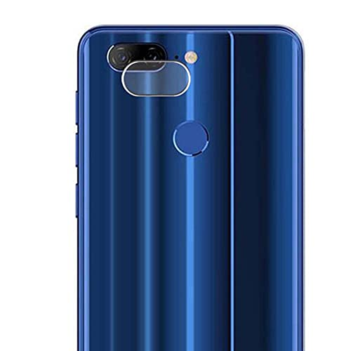 Puccy 2 Pack Camera Lens Protector Film, compatible with Lenovo K9 Note TPU Camera Cover Sticker ( Not Tempered Glass/Not Front Screen Protectors/Case)