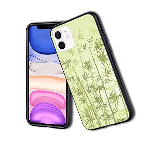 Estilo tropical Woodland Archaic Nature Spa Chakra Zen Yoga Concept, funda delgada para teléfono iPhone Funda protectora de silicona TPU ligera ultra delgada patrón impreso