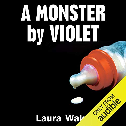 A Monster by Violet cover art