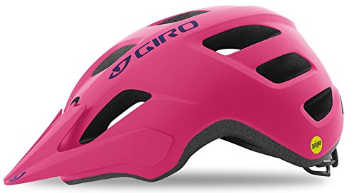 Giro Unisex Jugend Tremor MIPS Fahrradhelm Youth, Matte Bright pink, One Size