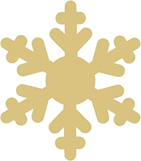 Best 12 inch wooden snowflakes Reviews