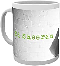 GB eye LTD, Ed Sheeran, Green, Taza