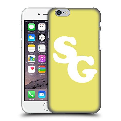 Head Case Designs Licenza Ufficiale Selena Gomez SG Arte Front Arte Chiave Cover Dura per Parte Posteriore Compatibile con Apple iPhone 6 / iPhone 6s