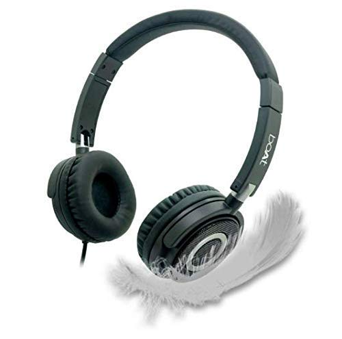 boAt BassHeads 910 Wired On Ear Headphone with Mic (Black)