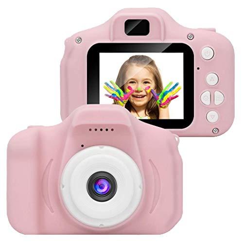 ROCONAT Niños Mini cámara Digital Grabadora de Video de Pantalla de 2 Pulgadas Juguetes educativos Cámaras Digitales