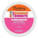 Dunkin' Donuts Cinnamon Coffee Roll Coffee K-Cup Pods (48 Count)