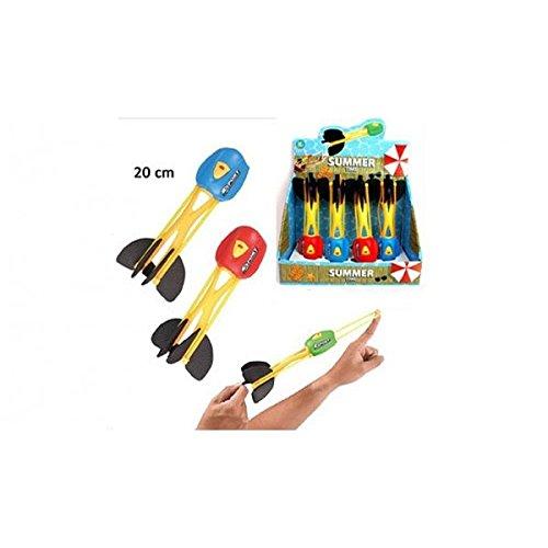 les colis noirs lcn Lance Fusee Mousse - Modèle Aléatoire - Jeu Jouet Plein Air Enfant - 262