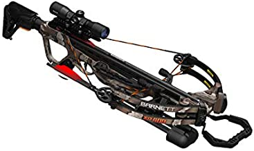 Barnett Explorer XP 400 Crossbow | Compound Crossbow with Scope, Quiver & Arrows