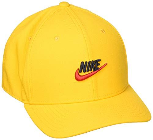 NIKE U NSW Clc99 Cap FUT Snapback Hat, Unisex Adulto, University Gold, MISC