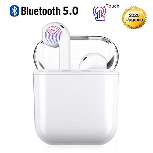I11 Auriculares Bluetooth 5.0 Auriculares Inalambricos Cascos Bluetooth Headphone DeportJHUJ1