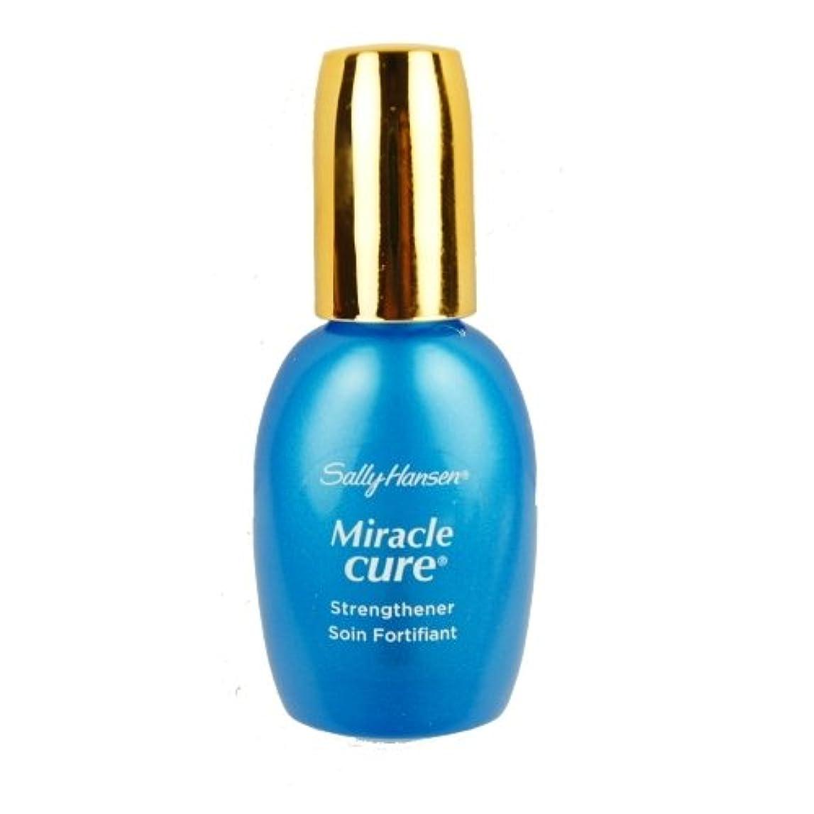 ミットレスリング歴史家SALLY HANSEN Miracle Cure for Severe Problem Nails - Miracle Cure (並行輸入品)
