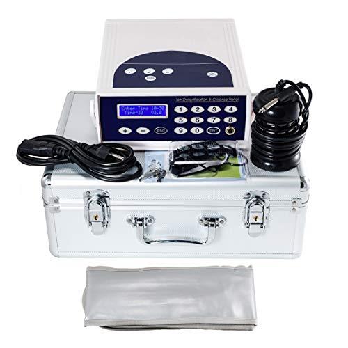 iMeshbean® Ionic Ion Detox Foot Bath Aqua Spa Cleanse Machine Best Holiday Christmas Thanksgiving Gift