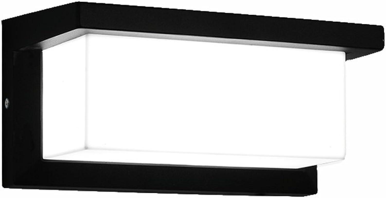 QZz Auenwandleuchten Wasserdicht Auenwandleuchten (gre   29cm)