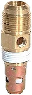 Double Tapped 500 psi Max Pressure 450 Degree F Max Temperature 3//8 FPT x 1//2 MPT 1//8 NPT Tapped Port 3//8 FPT x 1//2 MPT 1//8 NPT Tapped Port Midwest Control CTLB3850TT In-Tank Check Valve