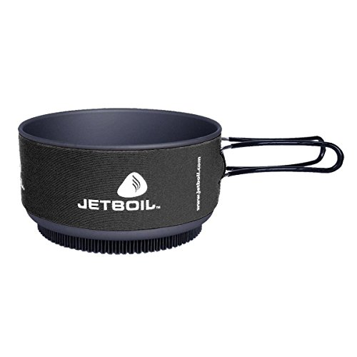 Jetboil 1.5-Liter FluxRing Camping Pot for Jetboil Camping and Backpacking Stoves