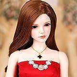 Y&D BJD Doll 1/3 Taille 62 CM 24.4 Pouces Ball Joints SD poupées avec Tenue vêtements Chaussures Perruques Maquillage Gratuit Filles Bricolage Jouets