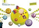 Piensa con Nuba (Infantil 3 años Segundo Trimestre) (Nubarigenios) - 9788426388230